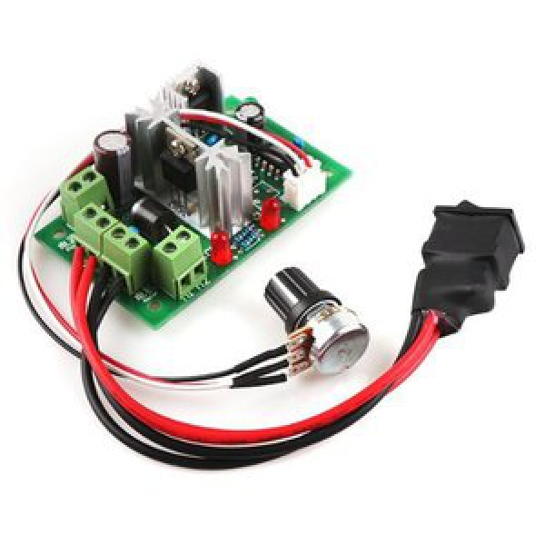6 30v dc motor speed controller reversible pwm control for Two speed motor control