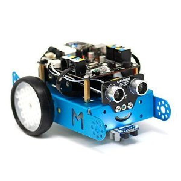 Mbot Stem Educational Robot Kit For Kids Mobile Robots