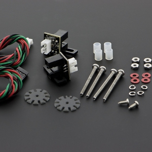 Wheel Encoders for 4WD rover