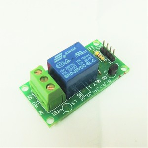 Relay Breakout Board with Indicator