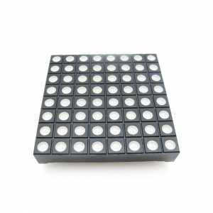 48mm Square 8*8 LED Matrix - RGB (Circle-Dot)