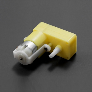 Micro DC Geared Motor with Back Shaft